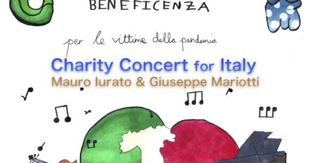 Con l'Italia nel Cuore – Charity Concert for ITALY –